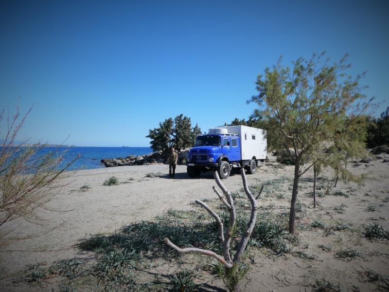 Griechenland – Peleponnes und die ersten Tage auf Kreta / Greece – Peleponnes and the first days on Crete
