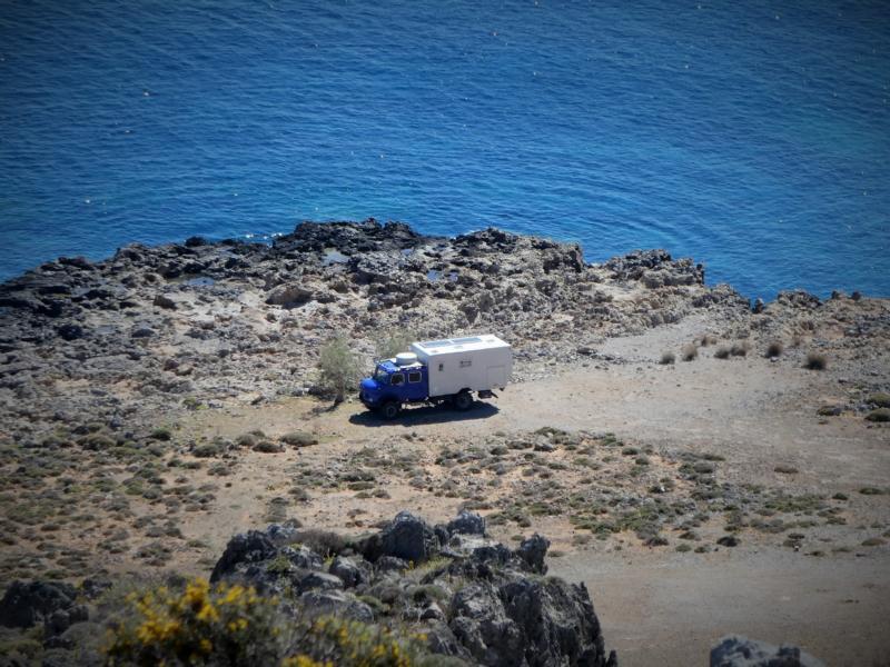 Griechenland – Kretas Osten und wieder die Mitte (deutsch&english Version)