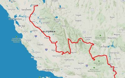 Kern River – Eldorado National Forest California