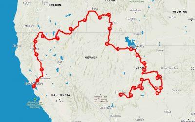 November: Von Moab bis St. George in Utah